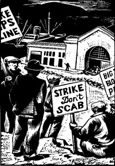 July 6, 1889: Striking laborers employed by contractors on street and sewer improvements in Duluth, Minnesota, attempt to break through the police presence protecting scabs doing their work. The police opened fire and a gun battle ensued that resulted in the deaths of four workers and a bystander; many more were seriously wounded. The state militia was called in and drove the workers back with fixed bayonets. Strike leaders were arrested and the police who participated were given gold medals...