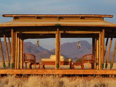 Private Camp - Wolwedans NamibRand Reserve - Namibia