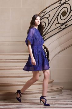 Tintenblau (Farbpassnummer 29) Kerstin Tomancok / Farb-, Typ-, Stil & Imageberatung