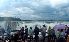 Garganta do Diabo, Parque Nacional Iguazu, Puerto Iguazu, Argentina, Cataratas do Iguaçu
