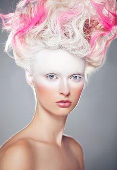 500px / White & rose by Daria Alexandrova