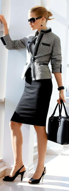 The Working Girl Wardrobe - Day to Night Looks   Fashion Style Mag