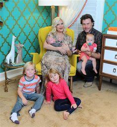 Tori, Dean & family