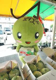 Ohmin #yuruchara kawaii sightings and cute products