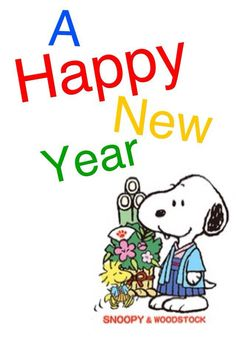 Sending wishes for a Happy New Year! Happy New Year 2018, Happy Year, Snoopy Christmas, Christmas Humor, Snoopy New Year, Peanuts Thanksgiving, Snoopy Pictures, Snoopy Wallpaper, Thanksgiving Wallpaper