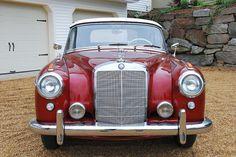 Ein Hauch von Ponton: 1958 Mercedes-Benz 220 SE Cabriolet: Zu schade zum Fahren? Ein wirklich rarer Mercedes Oldtimer! - Classic - Mercedes-Fans - Das Magazin für Mercedes-Benz-Enthusiasten