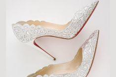 photo: Brian Hatton wedding shoes Elegant and Luxe New York City Wedding - MODwedding Wedding Boots, Luxe Wedding, Wedding Heels, Mod Wedding, Elegant Wedding, Trendy Wedding, Spring Wedding, New York City, Shoe Boots