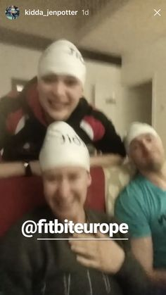 Team lean bean getting in training for the Great North Swim with Fitbit 2017 Fitbit Flex 2 Fitbit Flex, Great North, Fans, Swimming, Training, Celebrities, Swim, Celebs, Celebrity