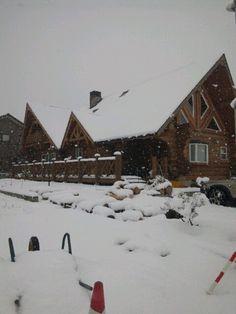 my loghouse Snow inside(29/2/2012)