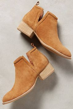 06e231048d9b Jeffrey Campbell Muskrat Booties Tan Leather Boots