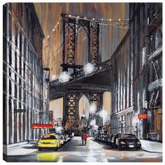 Brooklyn Jazz by Paul Kenton. Available from www.artworx.co.uk