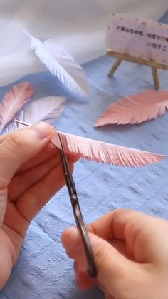 Diy Crafts For Home Decor, Diy Crafts Hacks, Diy Crafts For Gifts, Diy Arts And Crafts, Fun Crafts, Crafts For Kids, Art Hacks, Paper Crafts Origami, Diy Paper