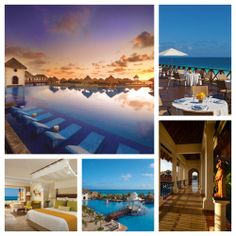 Now Sapphire Riviera Cancun is picture perfect! Photo Credit: Now Resorts Blog