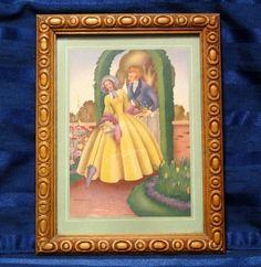 Art Deco Print by Sandre Morris & Bendien Romantic from CurioCabinet, $24.00