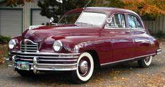 1949 Packard Eight Sedan Series 22