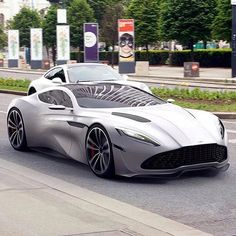 Aston Martin Concept Photo by @jennmueng Repost via @itswhitenoise