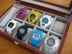 Casio G-Shock Watches  (source: bjorn.keizers)