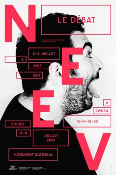 NEEV, THE ETERNAL DEBATE / POSTER SERIES in Poster