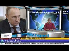 Aktivní obranná politika Ruska proti vyhrožování USA (Studio REPORT 10.10.2016) - YouTube