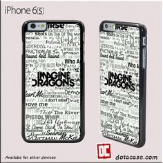 Imagine Dragon Band For Iphone 6/6S Case