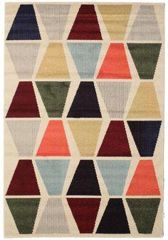 Ezek a modern szőnyegek különböző méretben és mintákkal kaphatók, és otthona gyönyörű díszei lehetnek.  A szőnyegek polipropilén frízből, egy textil jellemzőkkel rendelkező anyagból készülnek.