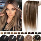 Women 100%Virgin Human Hair Toupee Silk Base Clip In Topper Hairpiece Wig BLONDE | eBay Human Hair Clip Ins, Remy Human Hair, Remy Hair, Wigs With Bangs, Hairstyles With Bangs, Extensions For Thin Hair, Clip In Hair Pieces, Hairpieces For Women, Hair Toupee