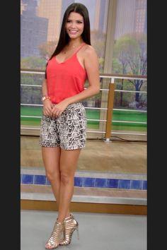 Ana Patricia nos muestra su look día a día (Fotos) - Univision Entretenimiento