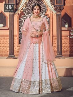 Rs4,900.00 Indian Lehenga, Lehenga Choli, Sari, Georgette Fabric, Festival Wear, Festival Outfits, Mirror Work Lehenga, Diwali Outfits