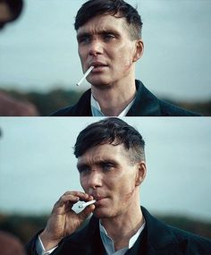 """Cillian Murphy as Thomas """"Tommy"""" Shelby in Peaky Blinders Peaky Blinders Thomas, Peaky Blinders Quotes, Cillian Murphy Peaky Blinders, Peaky Blinders Wallpaper, Beautiful Men, Beautiful People, Red Right Hand, Boardwalk Empire, Men With Street Style"""