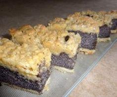 Mohn Kuchen Streusel