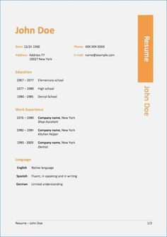 windows 7 resume template koni polycode co