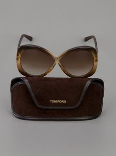 TOM FORD - Margot sunglasses