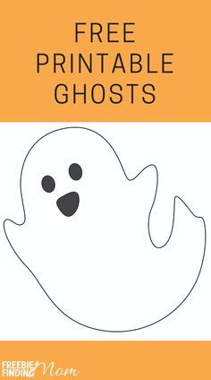 Do you want some fun Halloween activities to do with the kids? Download these Free Ghost Printables for the kids to color, decorate, and cut out then use them as printable Halloween decorations. These ghost template printables would make a great Halloween garland. You can download a friendly ghost, a spooky ghost, and more cute Halloween ghost printables. Have a spooktacular time! #printableghosttemplate #printableghostfaces #printablehalloweendecorations #printablehalloweencoloringpages Diy Gifts For Him, Diy Gifts For Friends, Diy Gifts For Boyfriend, Fun Halloween Activities, Activities For Kids, Preschool Halloween, Preschool Classroom, Pumpkin Face Templates, Pumpkin Template