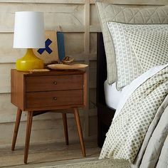 $299_nightstand_Mid-Century Nightstand - Acorn