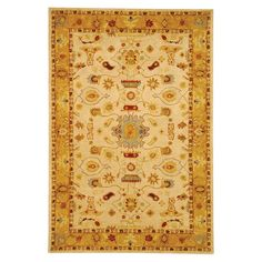 Have to have it. Safavieh Anatolia AN543C Zayn Oriental Rug $55.99
