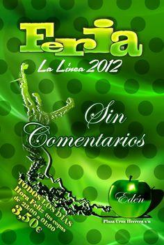 """Caseta """"Sin Comentarios"""" Feria La Línea 2012"""
