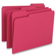 File Folder, Cut Assorted Tabs, Letter, 100 per Box, Yellow Home Office Desks, Home Office Furniture, Office Files, Pink Office, File Folder, Lettering, Yellow, Color, Google Search