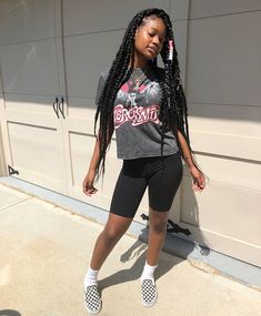 Janet Jackson, Polyvore Outfits, Types Of Fashion Styles, School Outfits, Get The Look, Baddies Outfits, Black Women, Cute Outfits, Vans