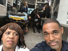 Me and waitin' for cameras to get ready so we can shoot some more But don't worry We're makin more Full back Chandra Wilson, Miranda Bailey, I Don T Know, Greys Anatomy, Beautiful Day, It Cast, Actors, People, Instagram