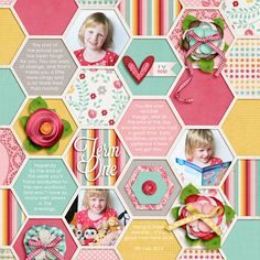Geometric Vol 3 Templates by Nettio Design Got Nothing But Love by Jady Day Studio and Tracie Stroud