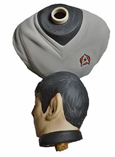 Star Trek Rare Collectible MR SPOCK Ceramic DECANTER From 1979 Main Street 24/7 http://www.amazon.com/dp/B00U5MO374/ref=cm_sw_r_pi_dp_D2TRvb1WZCJDJ