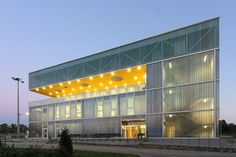 Gallery of Sports Hall in Poznan / Neostudio Architekci - 1