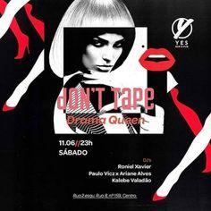 #VEJA Yes Bar e Pub: D0NT T4P3 Drama Queen #agenda @paroutudo via ParouTudo http://ift.tt/1XfLVO1 #Raynniere #Makepeace