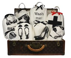 Women's 8-pack Travel Collection