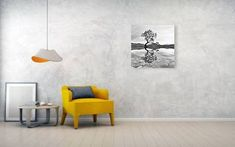 Wall View 002 Tree Canvas, Canvas Wall Art, Black And White Landscape, Victorian Cottage, Thing 1, Stretched Canvas Prints, Tree Art, Mosaic Art, Wall Prints