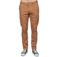 Pantalons Globe GOODSTOCK CARGO Camel 350x350