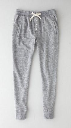 Cozy cute sweatpants. ♡ Love these! #comfort