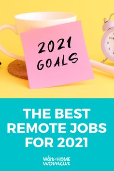 Are you ready to work-at-home? Would you like to be your own boss? Here are some of the best work-from-home jobs and business opportunities for 2021. #legitimate #online #real #flexible via @TheWorkatHomeWoman