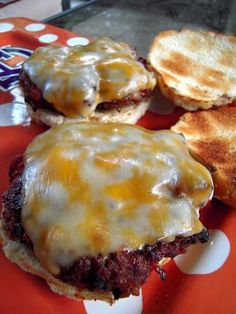 """Ranch Burgers - ranch, bacon and fried onions in the burgers! This is our """"go-to"""" burger recipe!"""