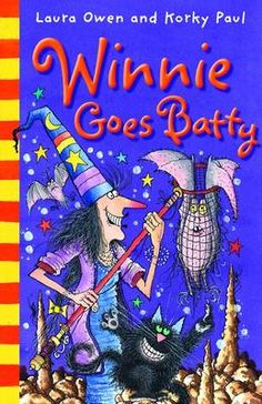 8-12 AÑOS. Winnie goes batty / Laura Owen. Those who know her, know that Winnie the Witch can be a little batty, to say the least. In 'Big Top Winnie' Winnie would love to have the grace of a high-wire walker, only to discover her talents are more suited to clowning around; in 'Winnie's Bubble Trouble' Winnie gets (literally) carried away in her attempt escape from doing the housework; in 'Winnie Digs Deep' Winnie hunts for priceless objects in her garden but finds out that Wilbur and Jerry…